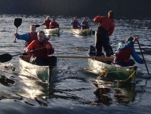 paddling awards