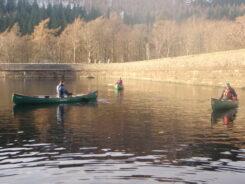 canoe taster