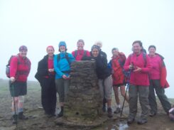 Yorkshire 3 Peaks Event